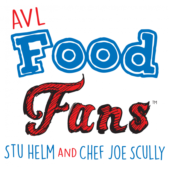 "PODCAST: Stu Helm / Chef Joe Scully: AVL Food Fans 13 – ""Who Doesn't Love Geraldine's"""