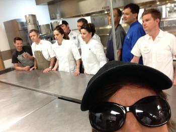 Stu Helm Chef Selfie