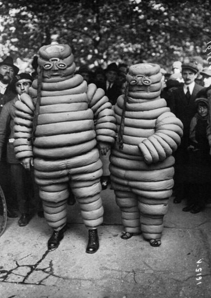How these Michelin How these guys can stay anonymous is beyond me.