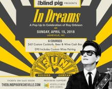 blind pig supper club roy orbison dinner