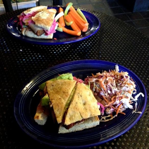 Matching Veg Reubens At Rosetta S Kitchen Stu Helm Food Fan